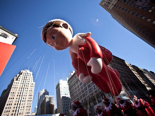 Macy's Hosts Annual Thanksgiving Day Parade In New York City