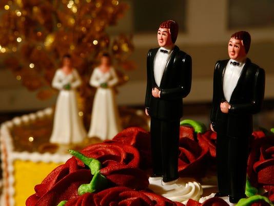 Califormia Prepares For Flood Of Gay Weddings