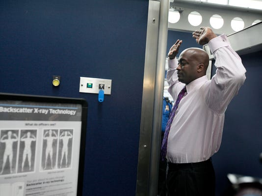 Full-body scanners used for local inmates may be flawed