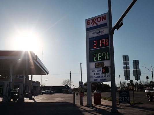 Downturn In Oil Prices Rattles Texas Oil Economy