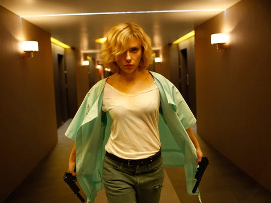 Film Review Lucy