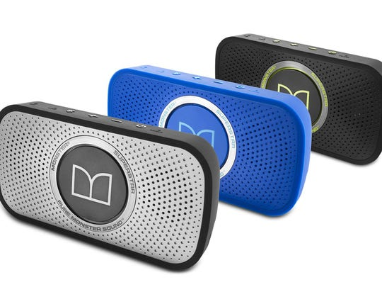Monster Superstar pocket-sized Bluetooth speaker