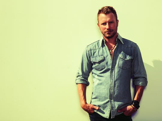 Dierks Bentley had great success in 2014.