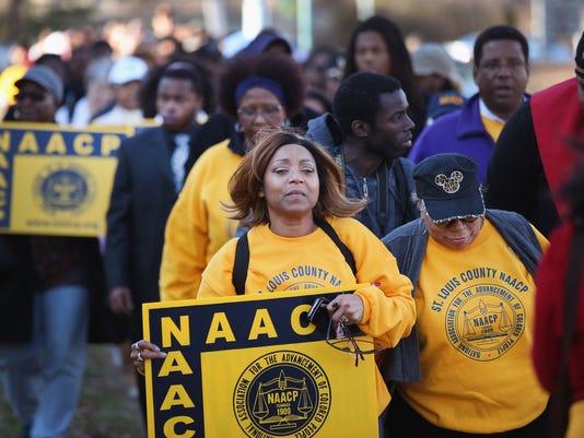 Ferguson Celebrates Thanksgiving Weekend Amidst Turmoil