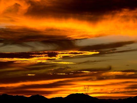 Maricopa Sunset