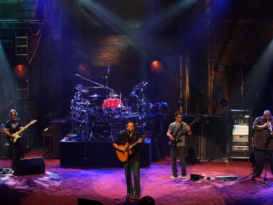Dave Matthews Band Benefit Concert At The Beacon Theatre