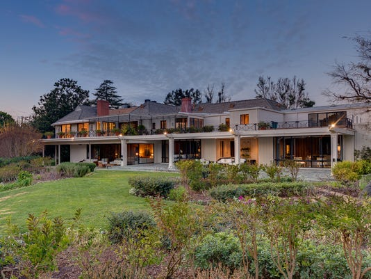 Hot Property: Bob and Dolores Hope Estate
