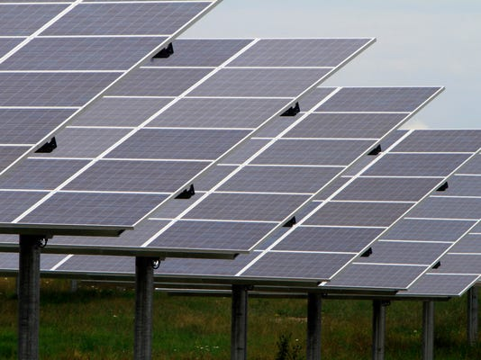 State Solar Project