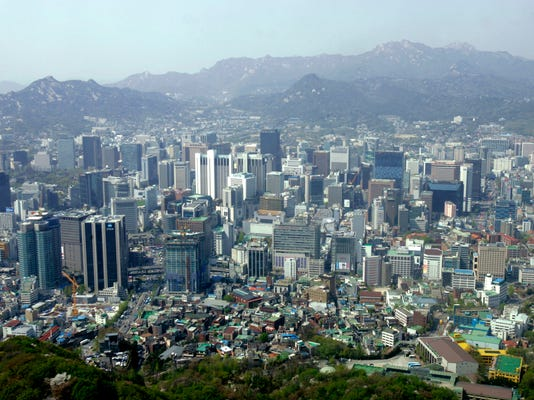 Travel Trip Seoul