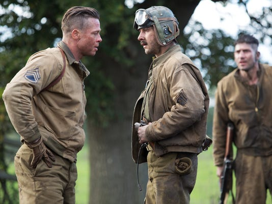 Film Review Fury