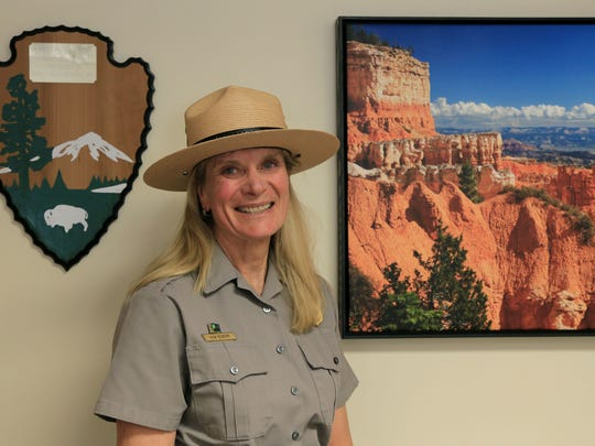 Lisa Eckert, the new superintendent at Bryce Canyon National Park, started on April 13. Her last assignment was supervising Colorado National Monument.