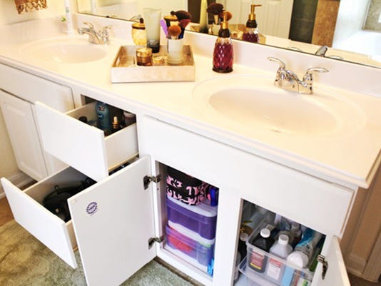 Living Smart: Maximize efficiency with these 5 bathroom storage solutions