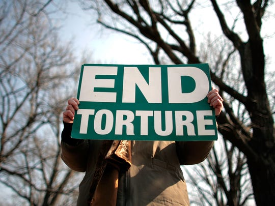 FILE: CIA Interrogation Reports Released By Senate Intelligence Committee Religious Leaders Urge Congress To Modify Policy Surrounding Torture