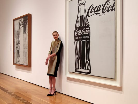 The Coca-Cola Bottle: An American Icon At 100 Exhibition At The High Museum Of Art