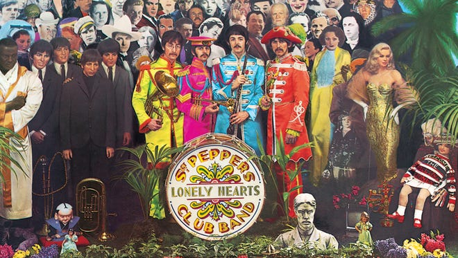 """The Beatles recently released a 50th anniversary edition of their classic 1967 album """"Sgt. Pepper's Lonely Hearts Club Band."""""""