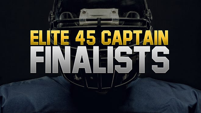 Elite 45 captain finalists