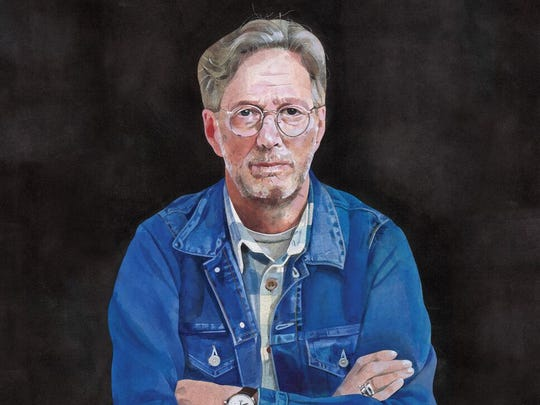 Eric Clapton's new album, 'I Still Do,' is out May