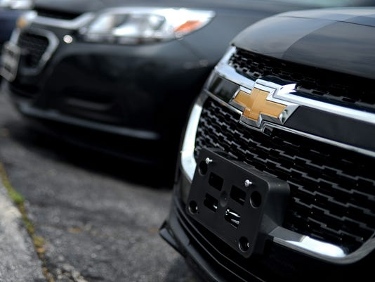 Chevrolet, Ford kick off Labor Day sales now