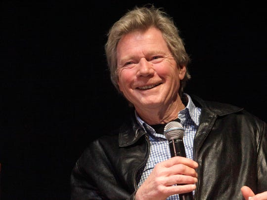 Michael Parks at the 'Red State' tour finale in April