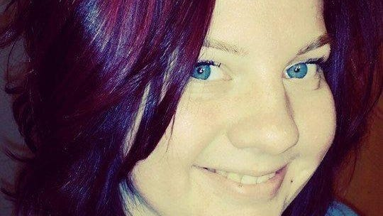 The body of Alicia Hummel of Sioux City, Iowa, was found June 1, 2015.