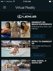 Sports Illustrated's new Swimsuit issue app gives readers