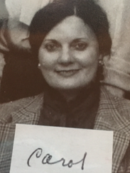 An undated photo of Carol Folz, whose death remains