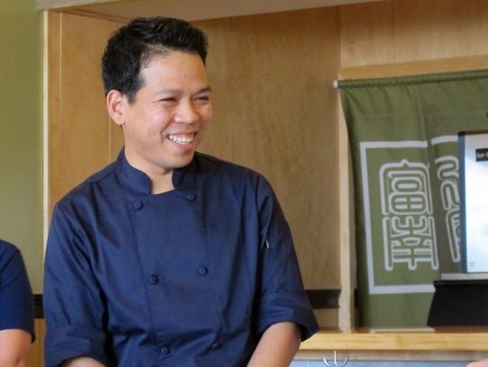 Chef Koko, 40, quietly opened his new Namba Ramen & Sushi restaurant Jan. 12, 2018, in the Marketplace at Pelican Bay on the southwest corner of U.S. 41 and Vanderbilt Beach Road in North Naples.