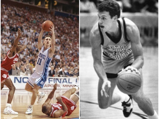 Bobby Hurley (left) and Dan Majerle are part of a select group, two of just 10 Division I head coaches who can look recruits in the eye and say with all honesty that they know what it's like to be an NBA first-round draft choice.