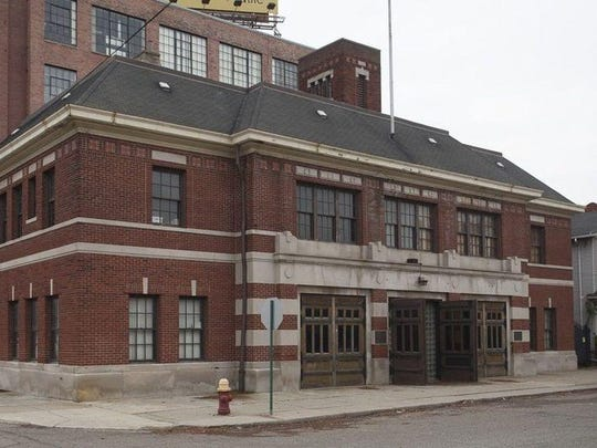 Rosa Parks once maintained an office in this converted Corktown firehouse. Detroit lawyer Gregory Reed owned part of the property, which was sold by the bankruptcy estate in January for $1,060,000.