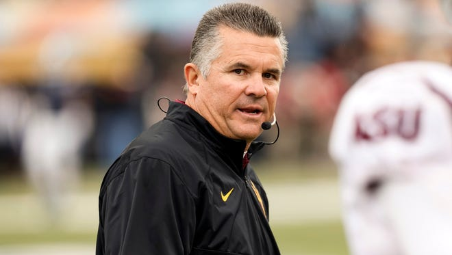 Arizona State coach Todd Graham, a former defensive coordinator, favors rule enforcement over rule changes.