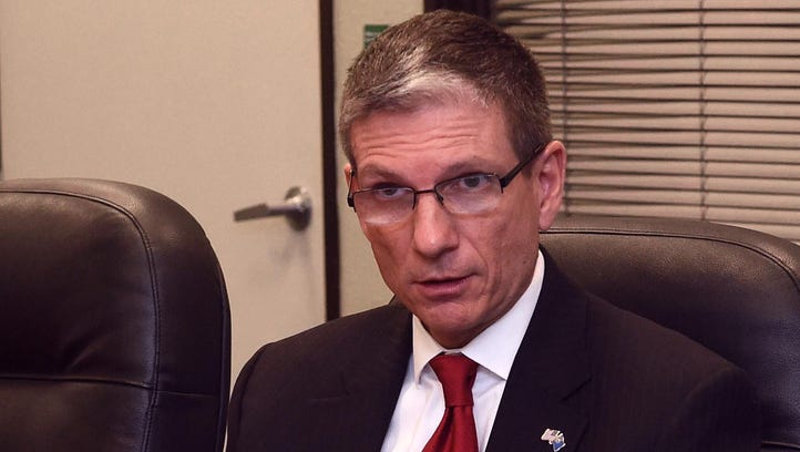 Rep. Joe Heck, R-Nev., is criticized in a new TV ad paid for by a liberal group.
