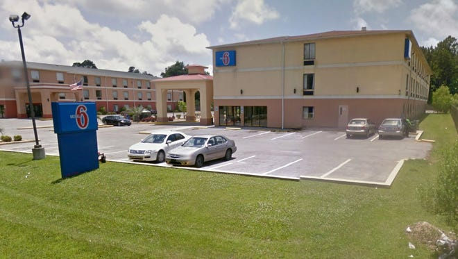 Motel 6 in Jackson County, Miss.