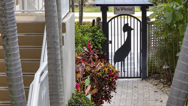 Crane's Beach House is a Key West-inspired resort in Delray Beach that has won many distinguished travel awards.