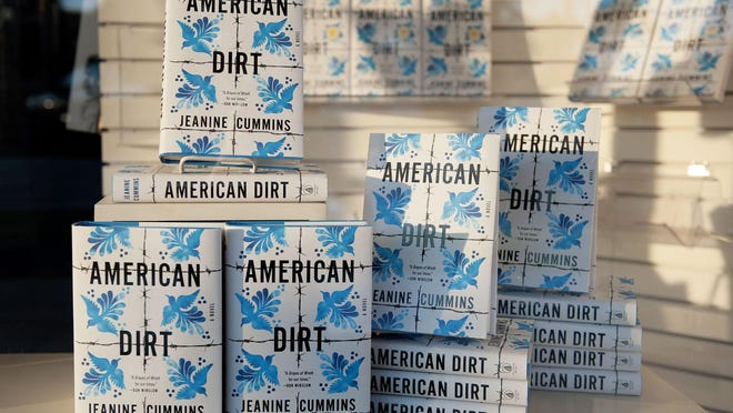 "The Palm Beach Book Store has a display in place and planned to host a book signing of ""American Dirt"" by author Jeanine Cummins on Feb. 16. The publisher canceled the book tour."
