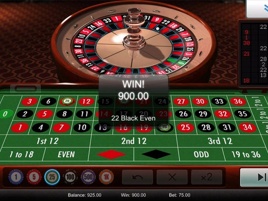Online games like Roulette can make your commute feel