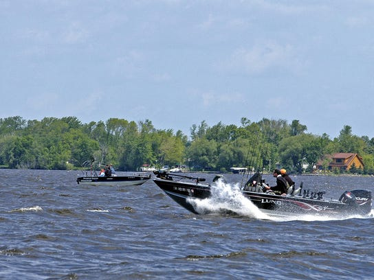 Fishing tournaments aren 39 t going anywhere for Wisconsin fishing tournaments