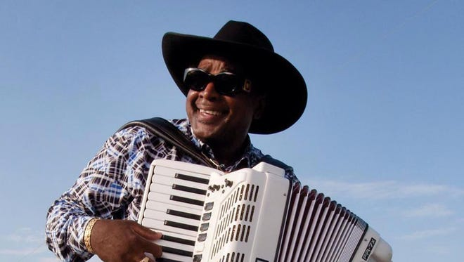 Nathan Williams & The Zydeco Cha Chas will perform Saturday at Wetumpka's River and Blues Music & Arts Festival.