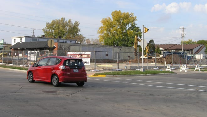 Ridgeview Liquor is building a new store at Marvelle Lane and South Ridge Road in Ashwaubenon.