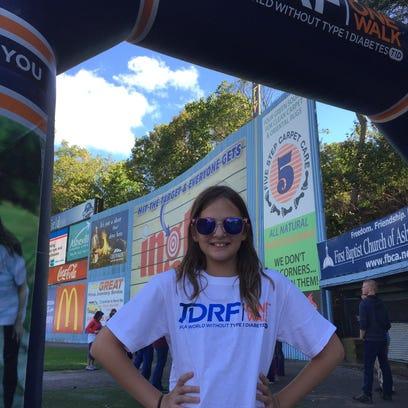 JDRF One Walk to battle deadly type 1 diabetes