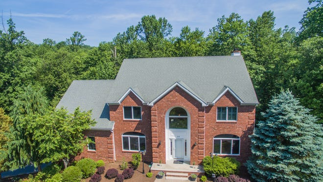 This five-bedroom home will be open to the public from 1 to 4 p.m. June 18.