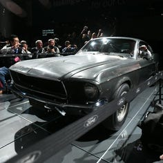 Woah, McQueen: 'Bullitt' Mustang coming to Woodward Dream Cruise