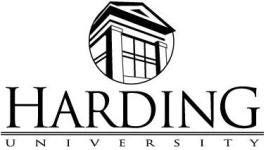 Logo for Harding University