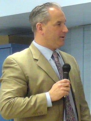 Denville superintendent of schools, Steven Forte.