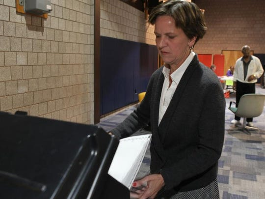 Former Westchester County Legislator Sheila Marcotte