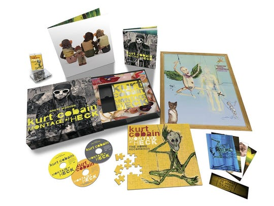 """""""Montage of Heck: The Home Recordings"""" Super Deluxe"""