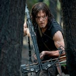 Think of 'The Walking Dead's' Norman Reedus as a crossbow artist.