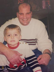 Joey Livingston shared a special bond with his dad,