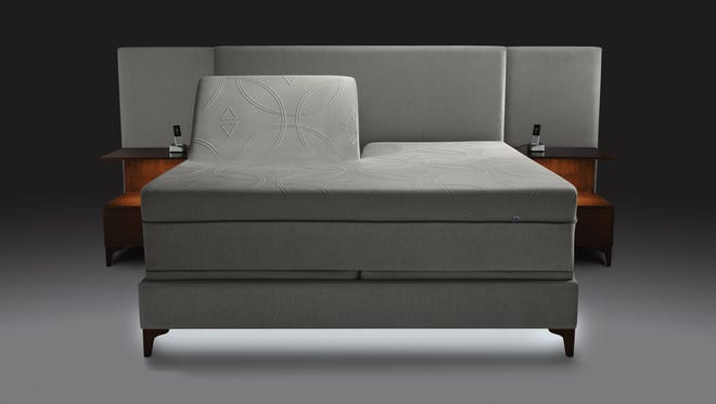 The Sleep Number x12 bed will be available in select markets beginning in February, with a queen-sized x12 bed starting at a $7,999.99.