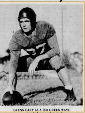 Glenn Cary in 1946