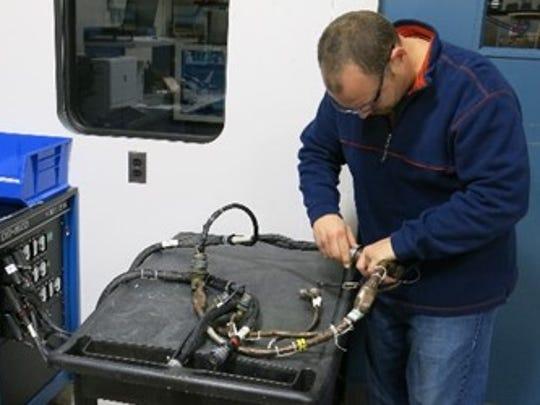 Letterkenny Munitions Center Electronic Measurement
